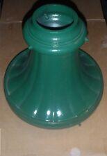 Vintage Green Industrial Explosion Proof Light Fixture Hood NEW