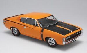 1/18 1971 CHRYSLER VALIANT CHARGER E38 VITAMIN C ORANGE AUTOART BIANTE RARE