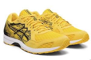 ASICS Running Marathon Shoes LYTERACER 1011A173 Yellow Black