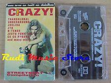 MC CRAZY TIME 26 STREETBEAT COMPILATION TRANSGLOBAL UNDERGROUND JHELISA no cd lp