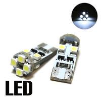 BMW 5 Series E60 520d 8SMD LED Canbus No Error Side Light Upgrade Parking Bulbs