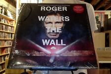 Roger Waters The Wall 3xLP sealed 180 gm vinyl soundtrack *cellophane torn*