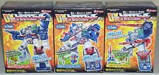 Kabaya Transformers Gum DX Series 1 Full Set of 3 - Fortress Maximus!