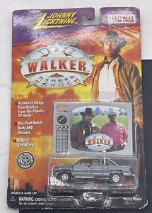 Johnny Lightning Walker Texas Ranger Hollywood On Wheels Real Wheels