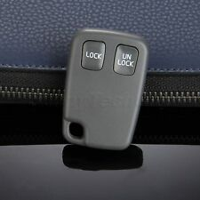 Durable Remote 2 Buttons Blank Key Shell Case Fob for Volvo S40 S60 S80 V70 XC70