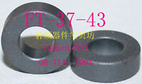 5pcs Ferrite Toroid type FT37-43 For RF HF Amplifer amp Radio Ham