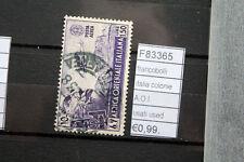 FRANCOBOLLI ITALIA COLONIE A.O.I USED USATI (F83365)