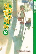 Yotsuba&! 10 - Deutsch - Tokyopop - NEUWARE