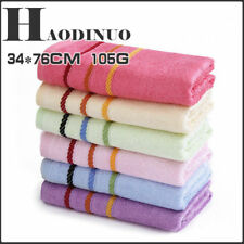 New Healthy Bath Towels Towel Bale Set Face Cloth Hand Bath Towel 34cm*76cm