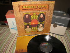 THE MAMA'S And The PAPA'S Vinyl Lp GOLDEN ERA - VOL. 2 Dunhill 1968 Beauty!