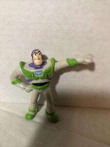 Disney Toy Story Buzz Lightyear PVC Figure HTF