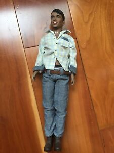 """Collectable 'JLS' Boy Band Member DOLL/ACTION FIGURE - Aston 12""""."""