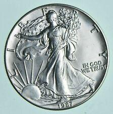 2001 American Silver Eagle - Brilliant Uncirculated