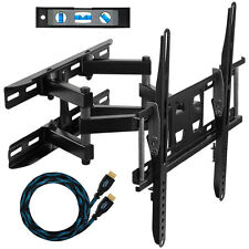 Articulating Tilt Swivel TV Wall Mount LED LCD Plasma 32 39 42 43 46 48 50 52 55