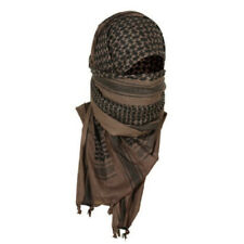5ive Star 3740000 Shemagh Desert Scarf in Mocha/Black