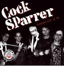 "Cock Sparrer - Running Riot In '84 Series 2 2x7"" SHAM 69 ANGELIC UPSTARTS BLITZ"