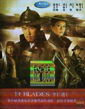 Blu-ray Disc- 14 Blades- Donnie Yen (Actor), Zhao Wei (Actor), Li Ren Hong  2014