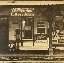ELTON JOHN - Tumbleweed Connection (LP) (G-VG/VG-)