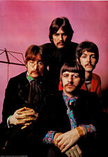 """The Beatles Photo Session Poster Replica 13x19"""" Photo Print"""