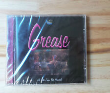 CD AUDIO INT / ON STAGE GREASE 16 HITS FROM THE MUSICAL CD ALBUM  NEUF NEW 1998