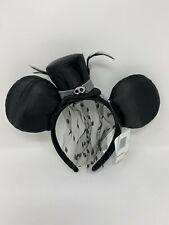 Disney NBC Jack Skellington Top Hat Ears
