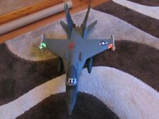 Disney planes deluxe talking bravo large plane lights and sound electronic toy