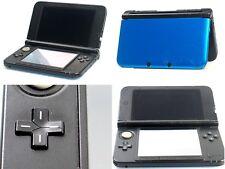 ORIGINAL NINTENDO 3 DS / 3DS XL KONSOLE - BLAU / SCHWARZ - (B Ware)  # 1062