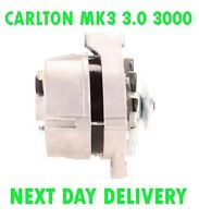 VAUXHALL CARLTON MK3 3.0 3000 BERLINA 1987 1988 1989 1990 NEW ALTERNATOR