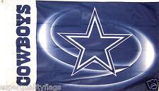 Dallas Cowboys Star Design Flag New 3 x 5 ft Rare nfl au