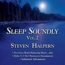 Sleep Soundly Vol 2 CD by Steven Halpern