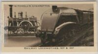"1838 ""North Star"" Locomotive and 1937 ""Golden Eagle"" Engine 80 Y/O Trade Card"