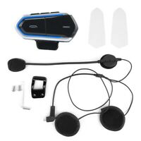 Motorcycle Helmet Wireless Blutooth Earphone Headset Headphone Handsfree Calling