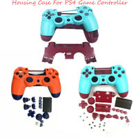 Replacement Gamepad Shell DIY Upgrade Housing Case Cover for PS4 Game Controller