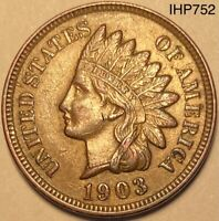 1903 Indian Head Penny Cent