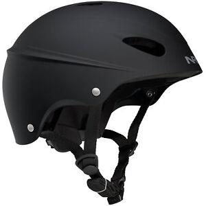 NRS Havoc Adult Livery Kayak Rafting Safety Helmet, One Size, Black (Open Box)
