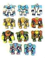 "CHOOSE: Gormiti PVC Figurines 1.5 to 2.5"" * Morphogenesis * Combine Shipping!"
