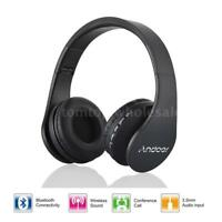 4in1 Wireless Foldable Stereo Bluetooth Headset Headphone MIC MP3 TF SD FM Radio