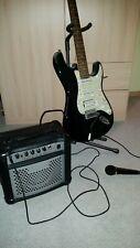 Westone E-Gitarre + Amp + Mikrofon !