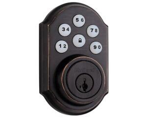 KWIKSET SmartCode 909 PARTS - Exterior Keypad