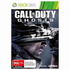 Call Of Duty Ghosts Limited Edition Xbox 360 BRAND NEW SEALED