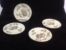 Castleton GLORIA  Set of 4 Bread & Butter or Dessert Plates