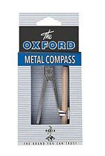 Helix Vintage Oxford Brújula de metal-Nuevo Para 2017 de hélice, exámenes de la Escuela Etc