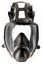 3M 6800 Full Facepiece Reusable Respirator, Respirator Protection MEDIUM