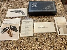 Smith and Wesson Original Box With Ads