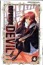 manga J-POP DEFENSE DEVIL numero 4
