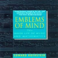 Emblems of the Mind Paperback Edward Rothstein