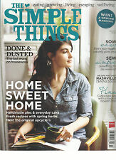 THE SIMPLE THINGS,  ISSUE,21  (  DONE & DUSTED THE LAST WORD ON HOSE WORK )