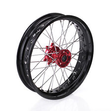 Completed Front 17*3.5 Supermoto Wheel Rims For Honda CRF 250L 2013 14 15 2016