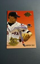 AARON SELE 1994 FLEER ULTRA SECOND YEAR STANDOUTS INSERT CARD # 5 A8523