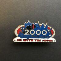 MGM Studios - On With The Show! 2000 Fantasmic Disney Pin 4